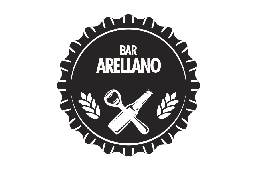 Logo Bar restaurante Arellano